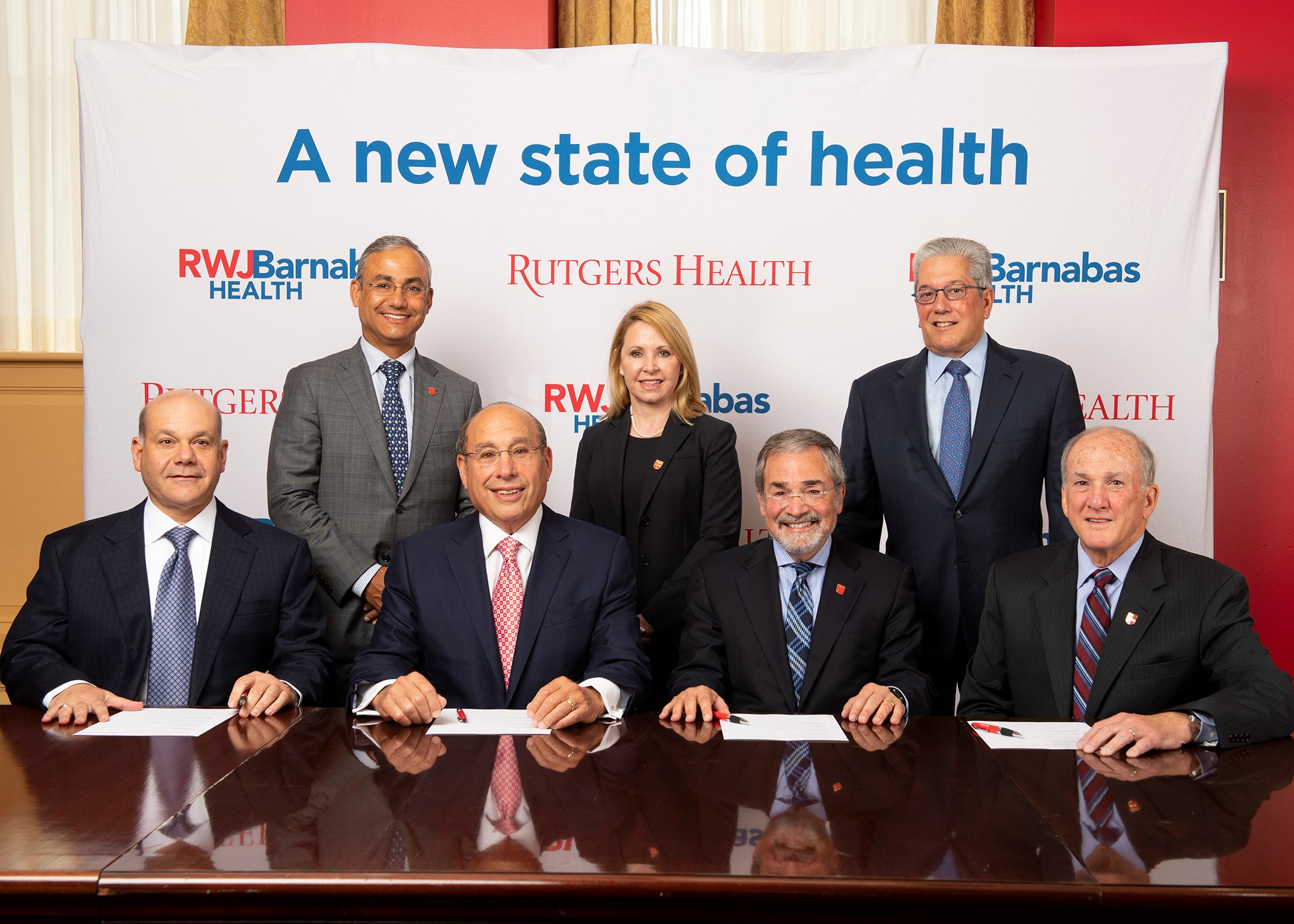 RWJBarnabas Health and Rutgers University